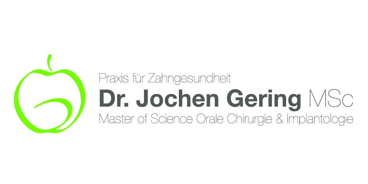 Dr. Jochen Gering, M.Sc.